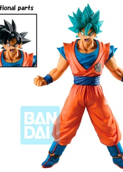 Dragon Ball Super History of Rivals Figure Son Goku (Bandai Spirits)