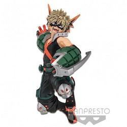 My Hero Academia The Amazing Heroes vol. 3 Figure Bakugo Katsuki (Banpresto)