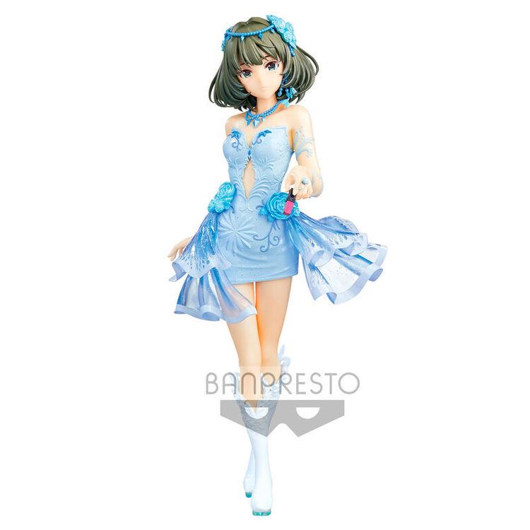 The Idolmaster Cinderella Girls Espresto Kaede Takagaki Dressy and Snow Makeup Ver. (Banpresto)