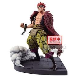 One Piece Log File Selection Worst Generation vol.2 Figure Eustass Kid (Banpresto)