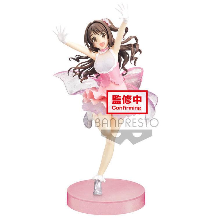 The Idolmaster Cinderella Girls Espresto Uzuki Shimamura (Banpresto)
