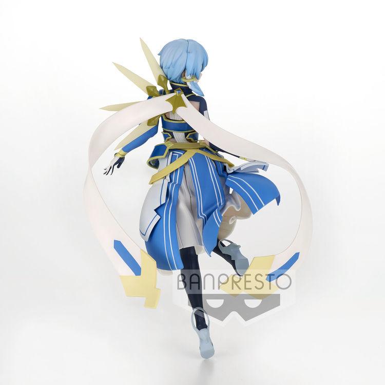 Sword Art Online Alicization War of Underworld Espresto est Dressy and Motions Figure The Sun Goddess Solus / Sinon (Banpresto)