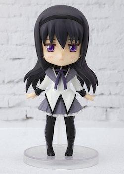 Puella Magi Madoka Magica Figuarts Mini Figure Akemi Homura (Tamashii Nations)