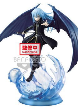 That Time I Got Reincarnated as a Slime Otherworlder Plus Figure Demon Rimuru Tempest (Banpresto)