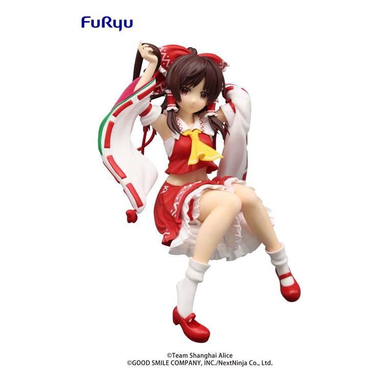 Touhou Project Noodle Stopper Figure Reimu Hakurei (FuRyu)