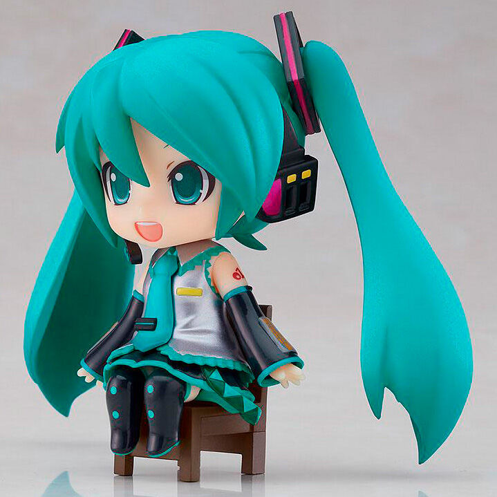 Character Vocal Series Nendoroid Swacchao Figure Hatsune Miku (Good Smile Company)