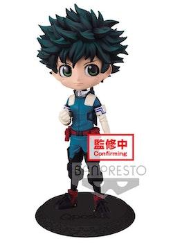 My Hero Academia Q Posket Figure Izuku Midoriya ver. A (Banpresto)