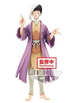 Dr. Stone Stone World Figure Gen Asagiri (Banpresto)