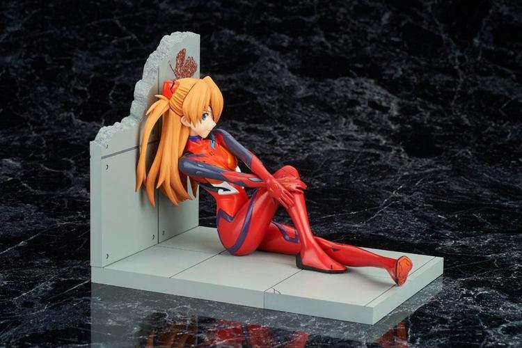 Evangelion 3.0+1.0 1/7 Figure Asuka Shikinami Langley Plugsuit Ver. (Bellfine)