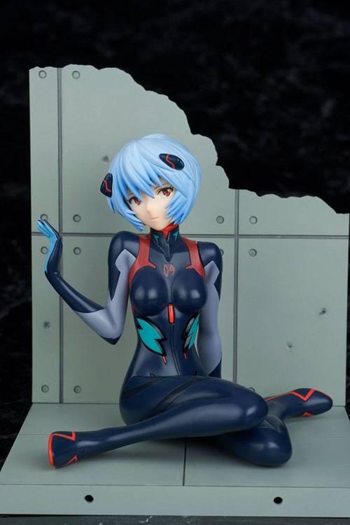 Evangelion 3.0+1.0 1/7 Figure Rei Ayanami Langley Plugsuit Ver. (Bellfine)