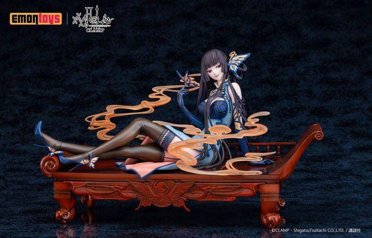 xxxHolic Figure Ichiara Yuko (Emon Toys)