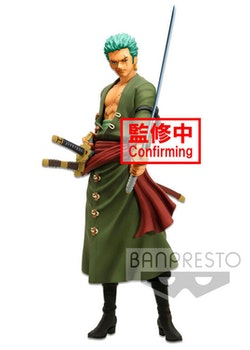 One Piece Grandista Nero Figure Roronoa Zoro (Banpresto)