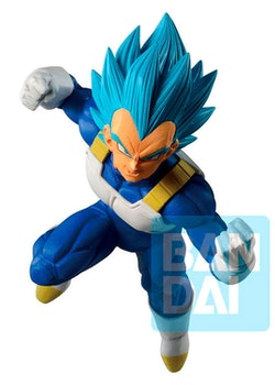 Dragon Ball Z Dokkan Battle Ichibansho Figure SSGSS Vegeta
