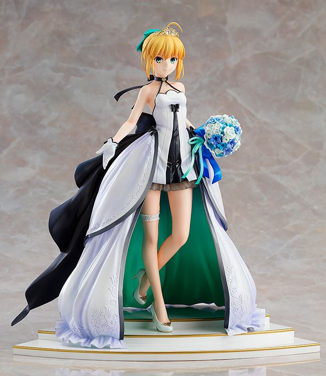 Fate/Stay Night 1/7 Figure Saber 15th Celebration Dress Ver. (Good Smile Company)