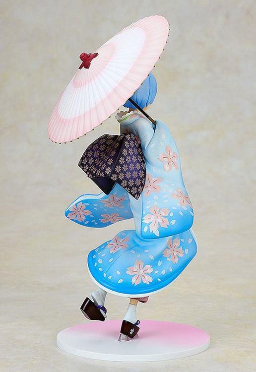 Re:ZERO -Starting Life in Another World- 1/8 Figure Rem Ukiyo-e Cherry Blossom (Kadokawa)
