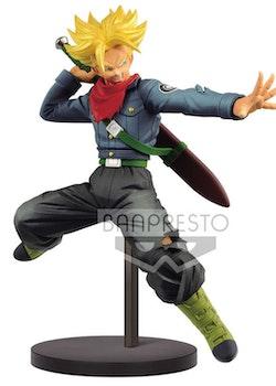 Dragon Ball Super Chosenshiretsuden II Figure Super Saiyan Future Trunks (Banpresto)