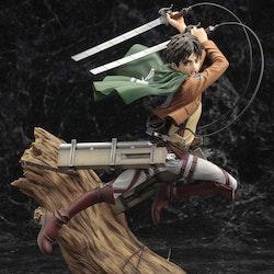Attack on Titan ARTFX J 1/8 Figure Eren Yeager Renewal Package Ver. (Kotobukiya)