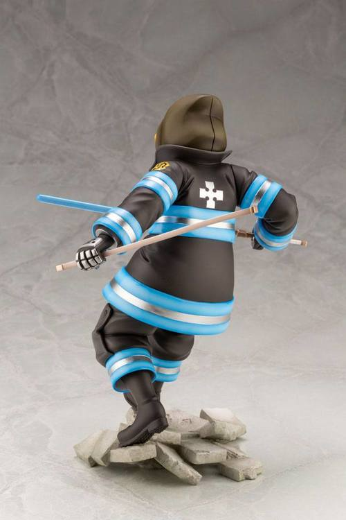 Fire Force ARTFXJ 1/8 Figure Arthur Boyle Bonus Edition (Kotobukiya)