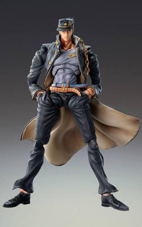 JoJo's Bizarre Adventure Super Action Figure Chozokado Jotaro Kujo Ver.1.5 (Medicos Entertainment)