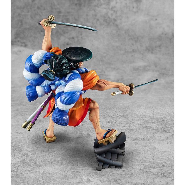 One Piece Portrait Of Pirates Figure Warriors Alliance Oden Koduki (Megahouse)