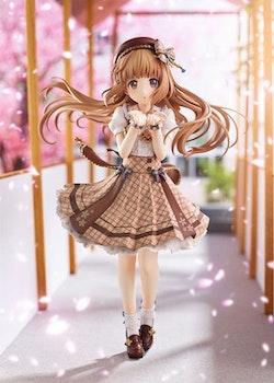 Idolmaster Cinderella Girls 1/7 Figure Yoshino Yorita Harubetosakuya (Plum)