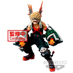 My Hero Academia Academy Super Master Stars Piece Figure Katsuki Bakugou Two Dimensions (Banpresto)