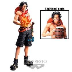 One Piece Grandista Nero Figure Portgas D. Ace (Banpresto)