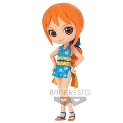 One Piece Q Posket Figure Nami Wanokuni (Banpresto)