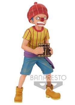 One Piece The Grandline Children Wanokuni vol. 2 Figure Buggy (Banpresto)