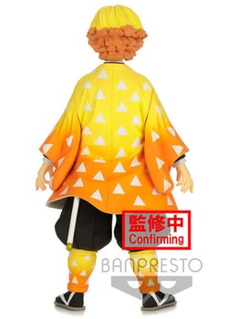 Demon Slayer: Kimetsu no Yaiba Grandista Figure Zenitsu Agatsuma (Banpresto)