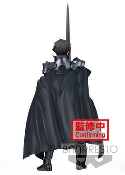 Sword Art Online Alicization Rising Steel Figure Integrity Knight Kirito (Banpresto)