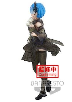 Re:Zero Starting Life in Another World Figure Rem Gothic ver. (Banpresto)