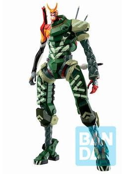 Rebuild of Evangelion Operation Started! Ichibansho Figure EVA-02a (Bandai Spirits)