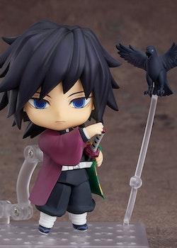 Demon Slayer: Kimetsu no Yaiba Nendoroid Action Figure Giyu Tomioka (Good Smile Company)