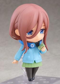 The Quintessential Quintuplets Nendoroid Action Figure Miku Nakano (Good Smile Company)
