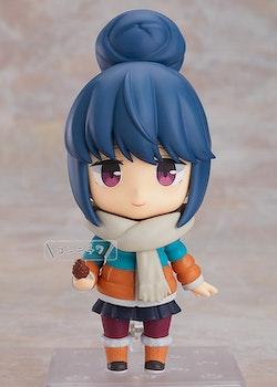 Laid-Back Camp Nendoroid Action Figure Rin Shima (Good Smile Company)