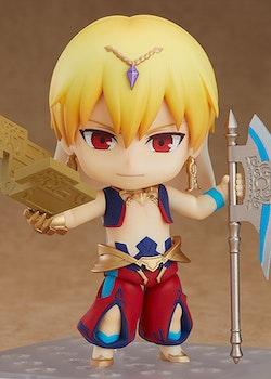 Fate/Grand Order Nendoroid Action Figure Caster/Gilgamesh (Orange Rouge)