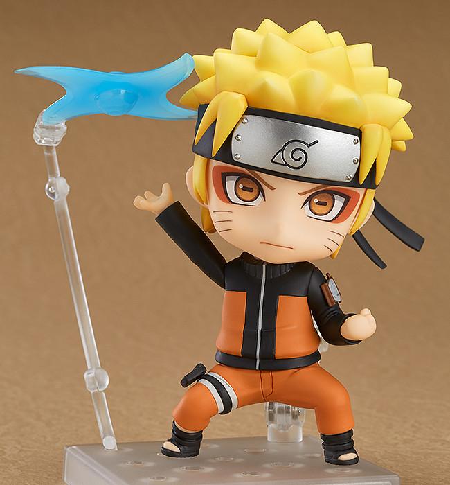 Naruto Shippuden Nendoroid Action Figure Naruto Uzumaki (Good Smile Company)
