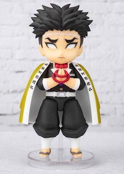 Demon Slayer: Kimetsu no Yaiba Figuarts Mini Figure Gyomei Himejima (Tamashii Nations)