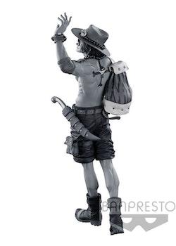 One Piece Super Master Stars Piece Figure Portgas D. Ace The Tones (Banpresto)