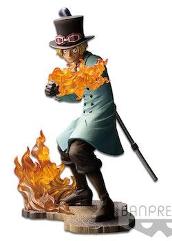 One Piece Stampede Movie Brotherhood III Figure Sabo (Banpresto)
