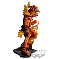 One Piece Stampede Movie Brotherhood III Figure Porgas D. Ace (Banpresto)