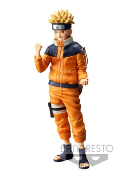 Naruto Grandista Nero Figure Uzumaki Naruto (Banpresto)