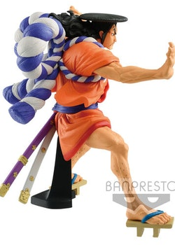 One Piece King Of Artist Figure Kozuki Oden (Banpresto)