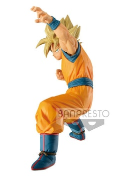 Dragon Ball Super Super Zenkai Solid vol.1 Figure Super Saiyan Son Goku (Banpresto)