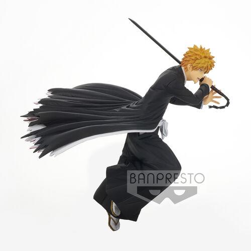 Bleach Soul Entered Model Figure Ichigo Kurosaki (Banpresto)