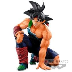 Dragon Ball Super Master Stars Piece Figure Bardock The Brush (Banpresto)