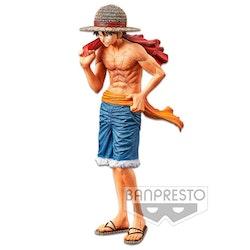 One Piece Magazine vol. 2 Figure Monkey D. Luffy (Banpresto)