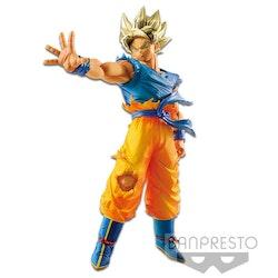 Dragon Ball Z Blood of Saiyans Figure Super Saiyan Son Goku (Banpresto)