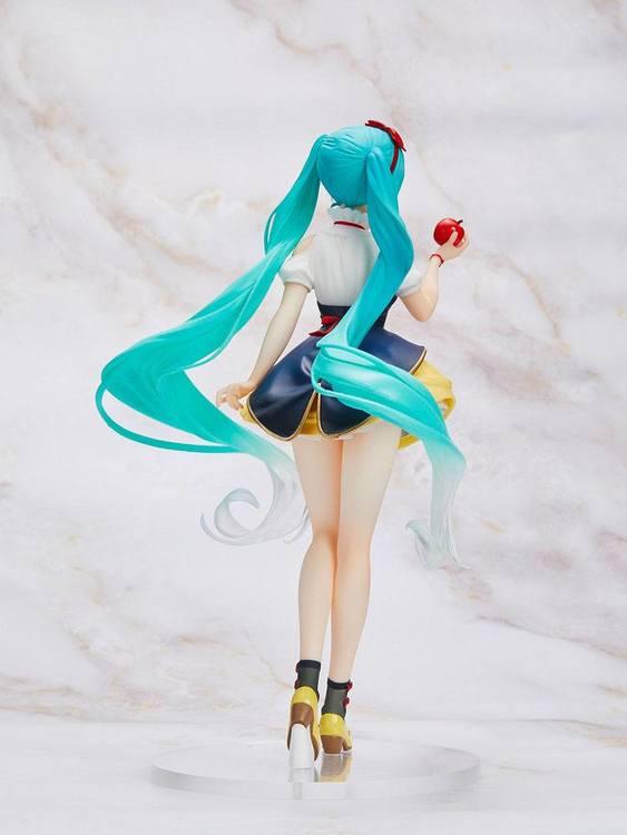 Vocaloid Wonderland Figure Hatsune Miku Shirayukihime ver. (Taito)